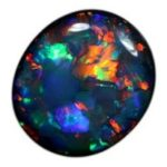 October Opal Gemstone