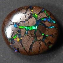 October Opal Gem