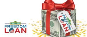 Holiday Freedom Loan