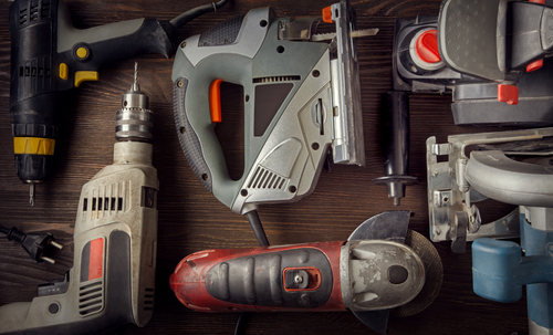 Sell Your Power Tools
